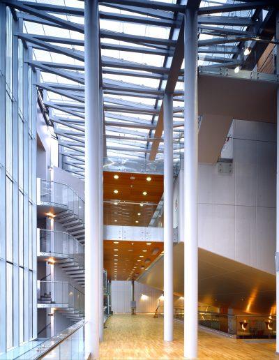 Budynek Gilharmonii Lodzkiej w Lodzi