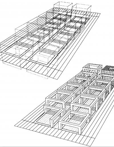 biblioteka w Teheranie budowa siatki